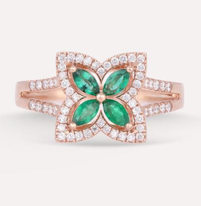 Fajer Emerald Ring