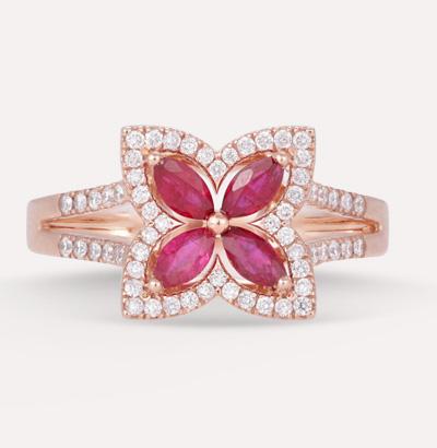 Fajer Ruby Ring
