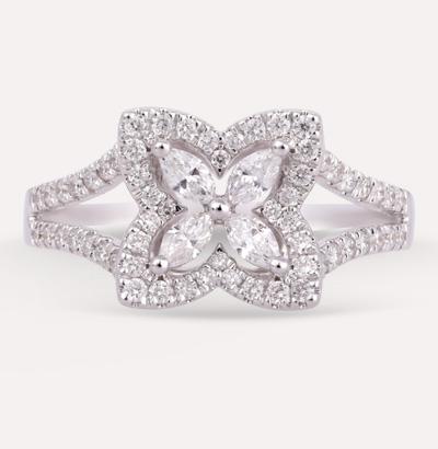 Fajer Diamond Ring